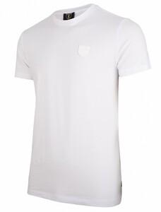 Cavallaro Napoli Napoli Tee T-Shirt Wit