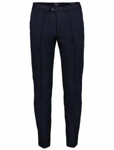 Cavallaro Napoli Nicolo Trousers Pants Dark Evening Blue