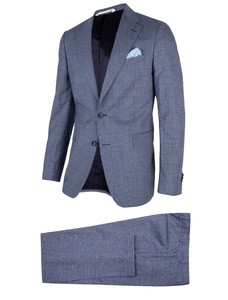 Cavallaro Napoli Ottavio Suit Suit Blue