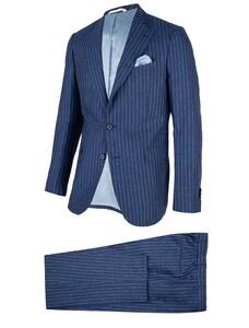 Cavallaro Napoli Ottavio Suit Suit Navy