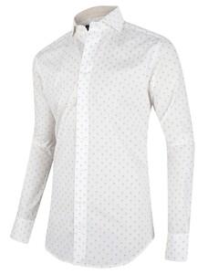 Cavallaro Napoli Palma Shirt Shirt White