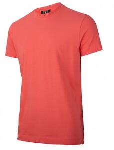 Cavallaro Napoli Recco Tee T-Shirt Coral