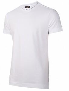 Cavallaro Napoli Recco Tee T-Shirt Wit