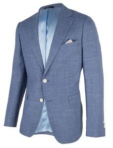 Cavallaro Napoli Roma Jacket Blue