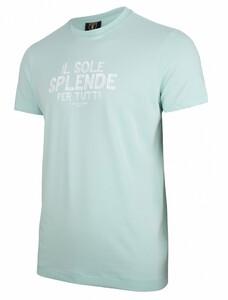 Cavallaro Napoli Solemio Tee T-Shirt Mintgroen