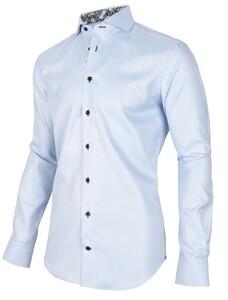 Cavallaro Napoli Spinozo Shirt Light Blue