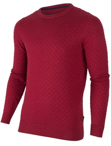 Cavallaro Napoli Structuro Pullover Pullover Red