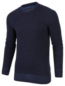 Cavallaro Napoli Tonio Pullover Pullover Navy