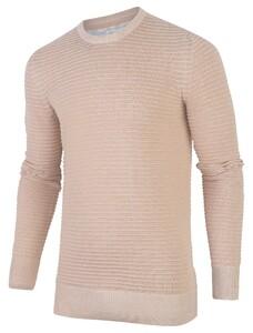 Cavallaro Napoli Tonio Pullover Pullover Sand Melange