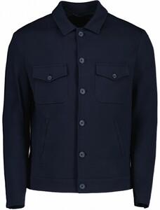 Cavallaro Napoli Valerio Jacket Vest Donker Blauw
