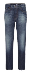 Gardeur Reimo-1 Relaxed-Fit 5-Pocket Jeans Dark Denim Blue