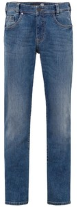 Gardeur Regular Fit 5-Pocket Jeans Bleached Blue