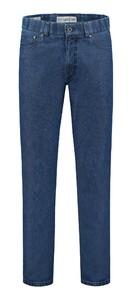 Com4 5-Pocket Denim Jeans Jeans Blue
