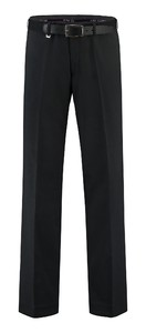 Com4 Flat-Front Wool All Season Broek Antraciet