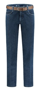 Com4 Swing Front Denim Jeans Blauw