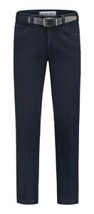 Com4 Swing Front Denim Jeans Donker Blauw