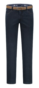 Com4 Swing Front Winter Cotton Broek Navy