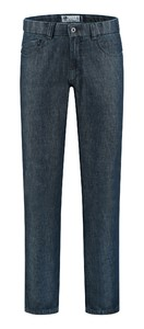 Com4 Urban 5-Pocket Denim Jeans Jeans Donker Blauw