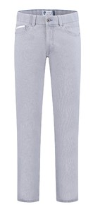 Com4 Urban 5-Pocket Summer Denim Jeans Light Grey