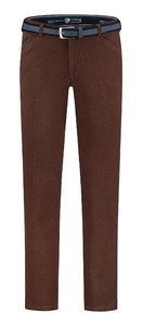 Com4 Wing-Front Winter Cotton Broek Bordeaux