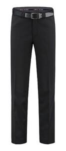 Com4 Wing-Front Wool Broek Zwart