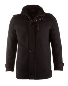 Pierre Cardin Gore Tex Wool Jacket Zwart