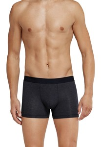 Schiesser Personal Fit Long-Shorts Midnight Navy