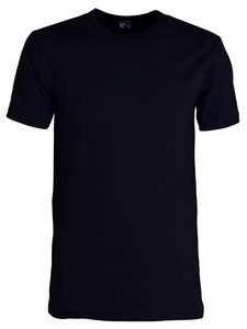 Alan Red Iowa T-Shirt Navy