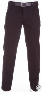 MENS Swing-Pocket Jeans Zwart