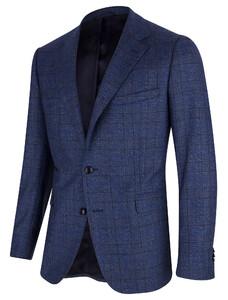 Cavallaro Napoli Grado Jacket Midden Blauw