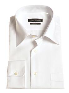 John Miller Dress-Shirt Non-Iron Wit
