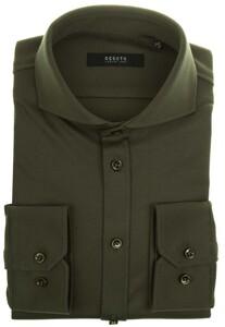 Desoto Luxury Uni Luxury Jersey Overhemd Groen