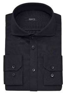 Desoto Luxury Uni Luxury Jersey Overhemd Zwart