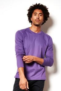 Desoto Roundneck Uni T-Shirt Violet