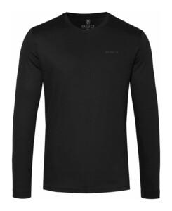 Desoto Roundneck Uni T-Shirt Zwart