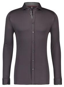 Desoto Uni Cotton Overhemd Dark Grey
