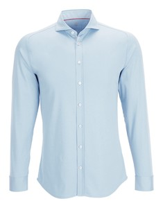 Desoto Uni Cotton Shirt Light Blue