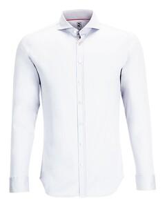 Desoto Uni Cotton Shirt White