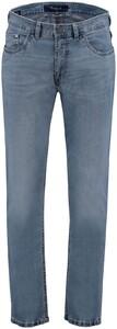 Gardeur Bill 5-Pocket Jeans Bleached Blue