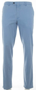MENS Supima Cotton Easy Care Madison Licht Blauw