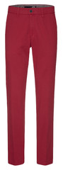 Gardeur Pimacotton Stretch Modern Fit Rood