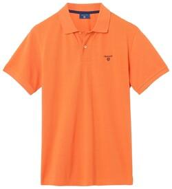 Gant The Summer Pique Polo Carrot Orange
