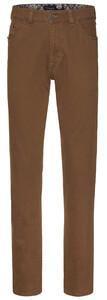 Gardeur Nevio-8 Cashmere Cotton 5-Pocket Terracotta