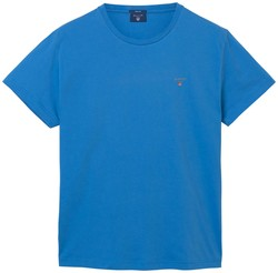 Gant Gant The Original T-Shirt Pacific Blue
