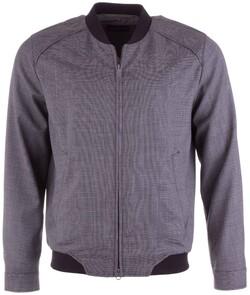 EDUARD DRESSLER Anderson Wool Summer Jacket Jack Grijs