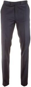 EDUARD DRESSLER Jeff Fine Check Pants Navy