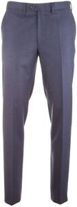 EDUARD DRESSLER Kent Uni Wool Broek Blauw