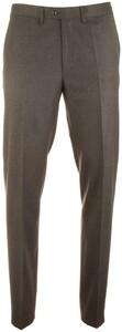 EDUARD DRESSLER Kent Uni Wool Pants Dark Green