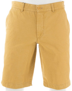 Gardeur Cotton Shorts Geel