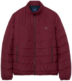 Gant The Cloud Jacket Port Red